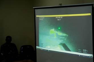 印尼失蹤潛艦斷成三截 軍方確認53名官兵全數殉職