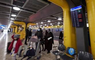 瑞士首見印度變種病毒 歐洲過境旅客傳入