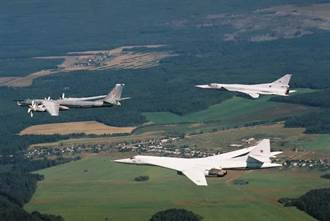 俄國Tu-95與Tu-160轟炸機訓練任務激增