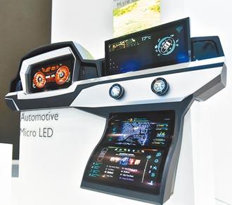 顯示器需求熱 全球設備市場錢景俏