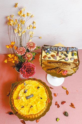 林酒店 化妝品造型蛋糕吸睛