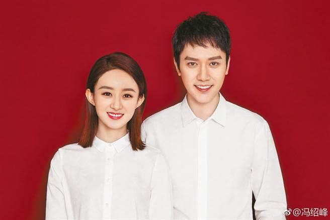 馮紹峰、趙麗穎結束2年半的婚姻關係。(圖/微博@馮紹峰)