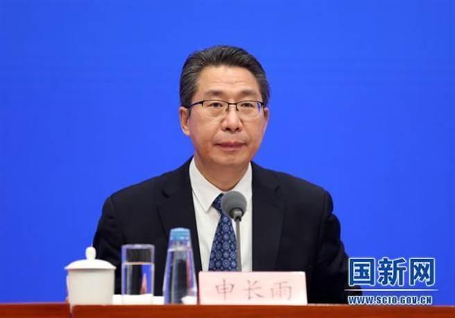 國家智慧財產權局局長申長雨表示,去年PCT國際專利申請6.9萬件,穩居世界首位。(中新社)