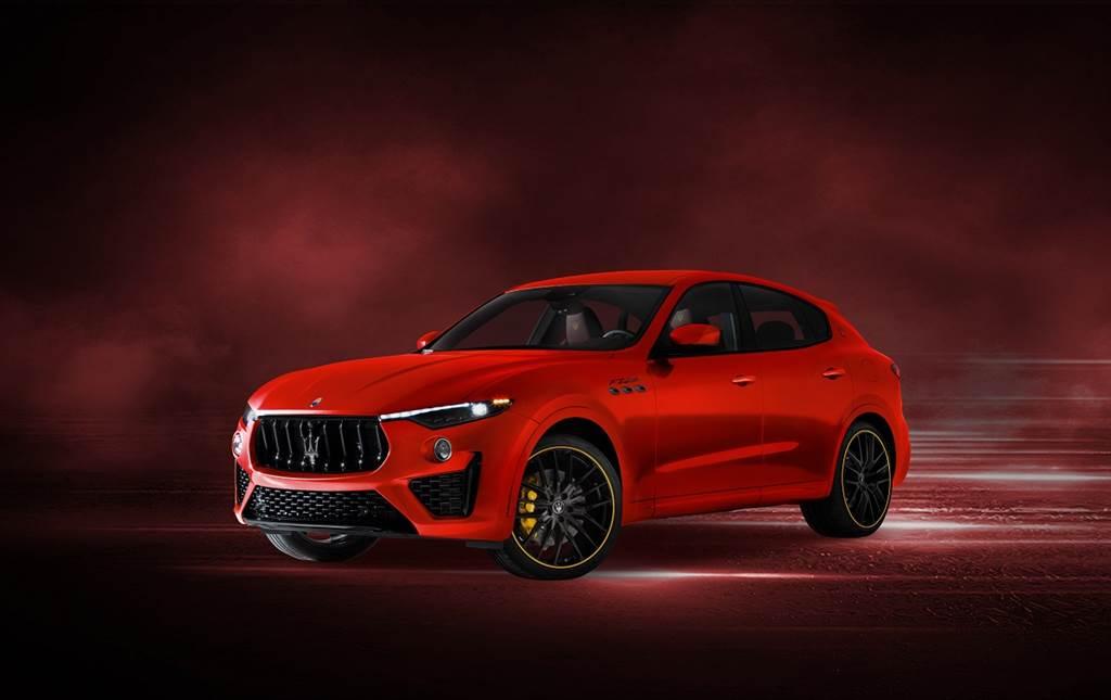 Maserati致敬上一世紀賽車成就!推出F Tributo Special Edition特仕款Ghibli與Levante