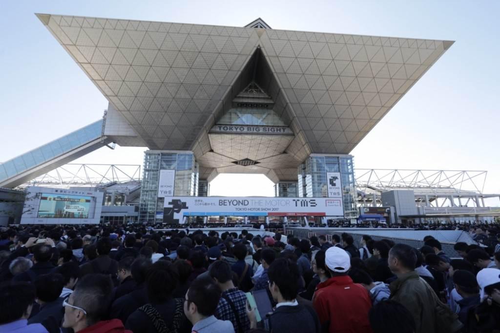 武漢肺炎疫情於日本未見趨緩,2021 東京車展首度停辦