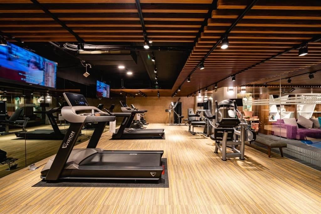 「瑪瑪咪雅」公設包括舒適的交誼會議廳及健身房。