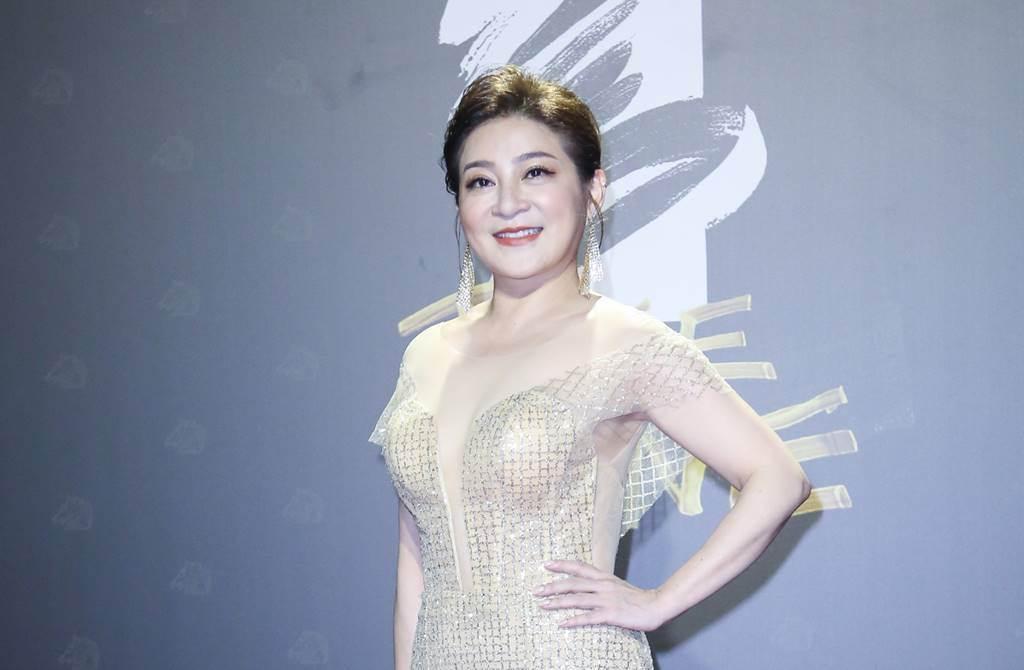 王彩樺育有2個超高顏值女兒,還讓她擁有「國民岳母」的稱號。(圖/本報系資料照片)