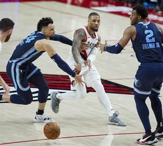 NBA》拓荒者「助攻」!爵士成本季首支鎖定季後賽球隊