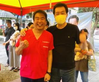 立委費鴻泰周日舉辦毛小孩健檢活動 反應熱烈