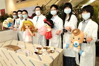 中醫大新竹附醫將辦「珍愛母親節健康園遊會」免費提供7項檢測