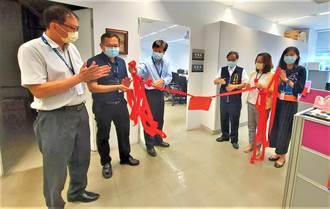 採購防疫物資公開透明 中市民政局開標室今揭牌