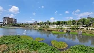 搶救「會呼吸的湖泊」 中市府引回收水抗旱