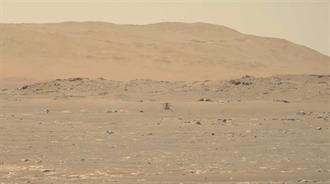 创新号直升机第3次火星试飞 这次更快更远