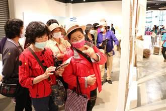 台中海线传统工艺产业 蔺草工艺展呈现纤维艺术之美