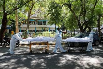 印度疫情升高 外交部:我方将提供人道援助