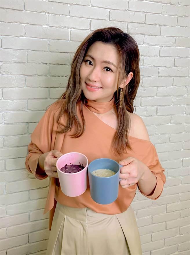 Selina下個月推出新口味粥品。(任性eat下提供)