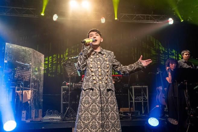 佼佼將於6月26日舉辦說唱晚宴秀。(Live Nation Taiwan提供)