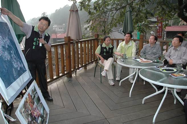 劉培東曾任嘉縣建設局局長、城鄉發展處處長共6年,對地方不陌生。(嘉義縣政府提供∕呂妍庭嘉義傳真)