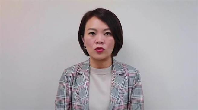民進黨發言人簡舒培(民進黨提供)