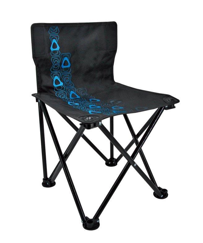 宏達電股東會紀念品為休閒折疊椅。(宏達電提供)
