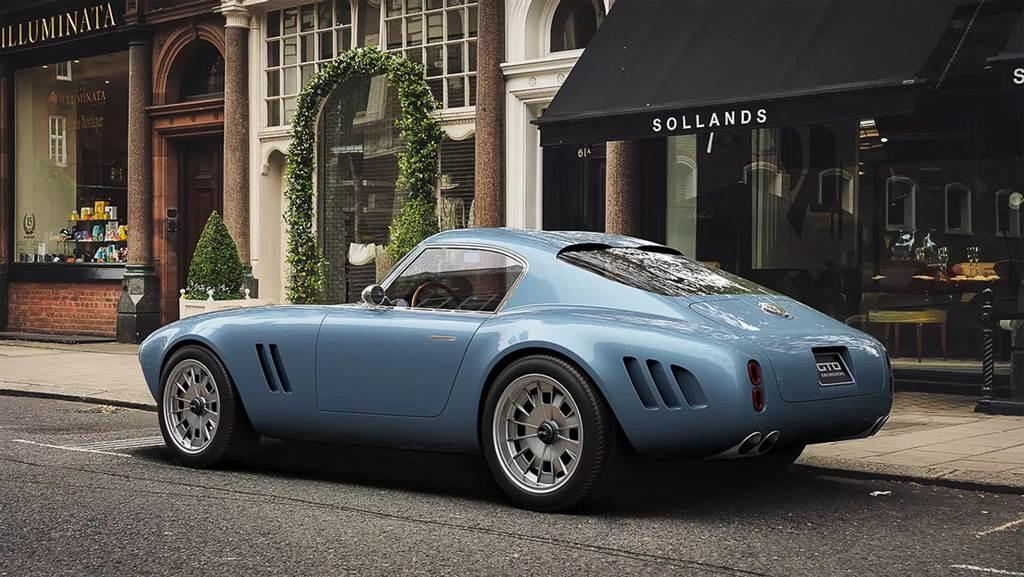 賦予義大利躍馬嶄新靈魂 英國 GTO Engineering 復刻推 Squalo
