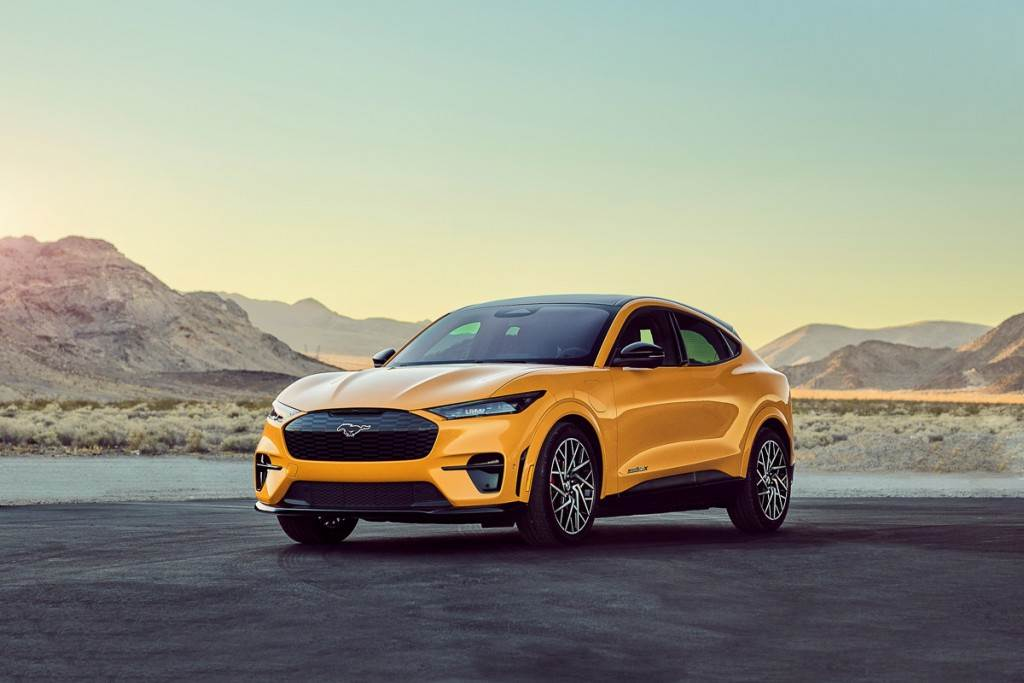 電動性能化的抉擇 Ford 原本無意推出 Mustang Mach-E GT Performance