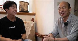 韓國瑜試水溫暗探獄中大老 對方僅回:你自己想清楚