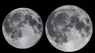 今年首次「超級月亮」今登場 下月還有超級滿月、月食
