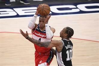 NBA》韋斯布魯克再拿大三元 距離歷史紀錄只剩7次