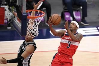 NBA》巫師畢爾與獨行俠東契奇分獲單周最佳