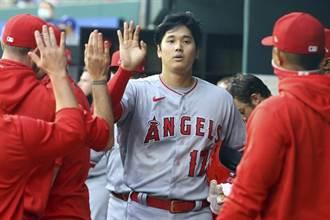 MLB》大谷翔平二刀流首勝!登板飆9K又敲雙安