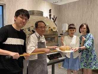 遠百第一季創新高  徐雪芳與吳寶春自己做麵包