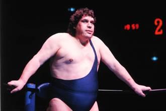 悲情的法國巨人 摔角傳奇安德烈之謎