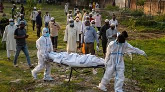 印度疫情太絕望 丈夫斬首染疫妻子再墜樓