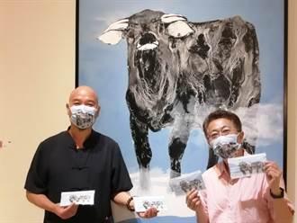 後疫情以藝術療癒心靈  中市大墩文化中心推兩檔創作展