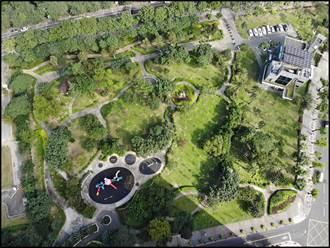 北大特區3025坪綠地公園 變身森林主題5月底完工