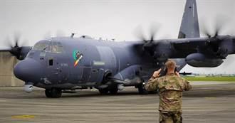 美軍新砲艇機AC-130J 「幽靈騎士」完成首場演習