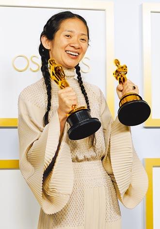 首位亞裔女性 趙婷奪最佳導演