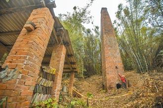 重現打磚窩 修復57年方形煙囪