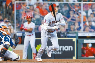 大谷再炸裂 7轟並列MLB全壘打王