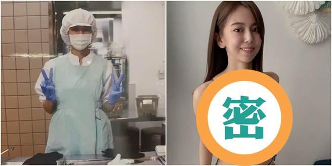 日本一名25歲的營養師,擁有傲人的身材,因拍攝寫真集爆紅。(圖/合成圖,翻攝自推特)