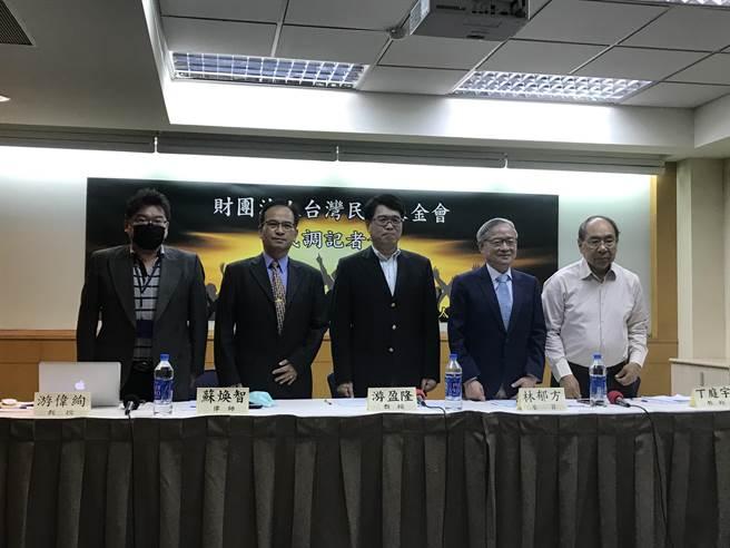 最新民調  8成7擔心日排核廢水入海  幾乎是台灣全民共識。曾薏蘋攝