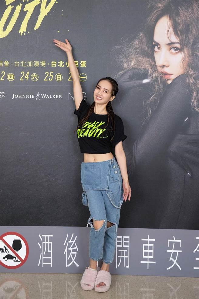 Jolin台北加演場27日圓滿落幕。(凌時差提供)