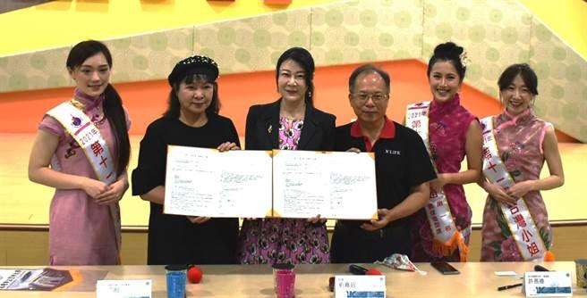 第11届台湾小姐选拔活动复选才艺赛,将于5月15日移师空大教学大楼微型国际会议厅举行,届时将评选出20位佳丽入围总决赛。(高雄市立空中大学提供/洪浩轩高雄传真)