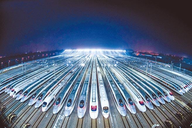 台灣人看大陸》從大陸高鐵看中華民族偉大飛越