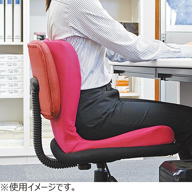 台隆手創館獨家,日本ETHREEM beauty系列美姿坐墊 ,限店販售,6900元。(台隆提供)