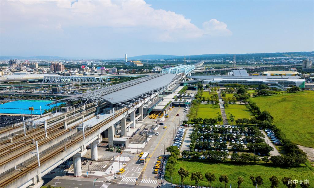 台中高鐵特區近年成為眾多開發商心中最有前景的區域。(圖/業者提供)