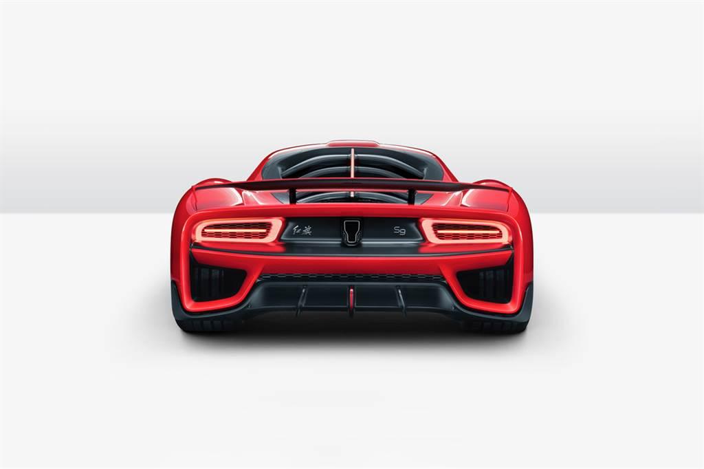 2021 上海車展:由Walter De Silva 設計,紅旗 S9 油電超跑量產車亮相、限量99台!
