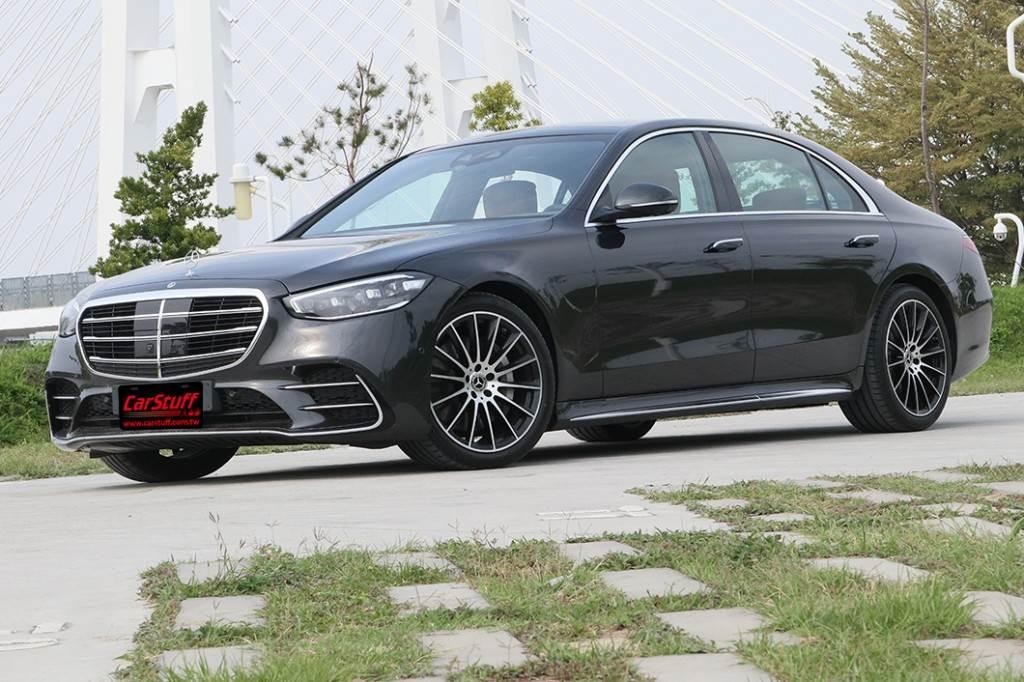 難以超越的旗艦之巔 2021 Mercedes-Benz S350dL/S450L 4MATIC