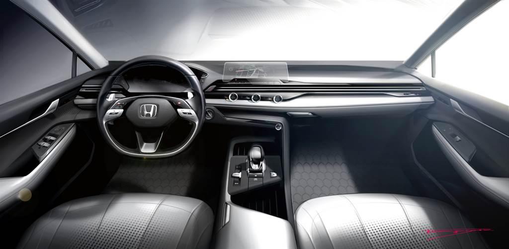 Honda 釋出未來內裝設計輪廓,「以人為本」與「MM思想」將完美融合